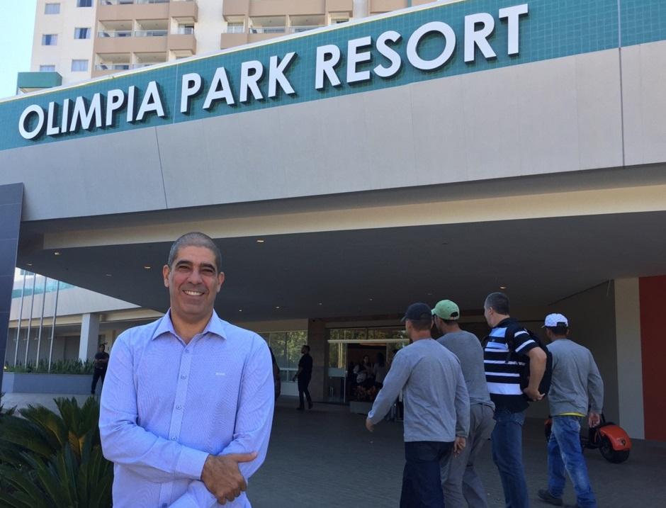 Alexandre Zurbaran - Enjoy Olímpia Park Resort