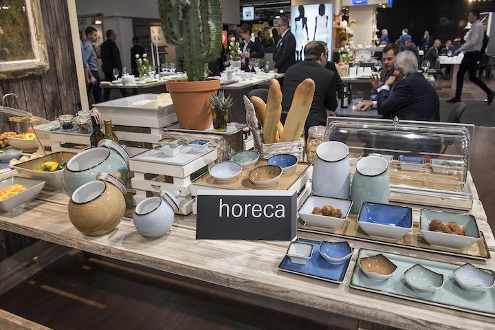 Ambiente - espaço HoReCa