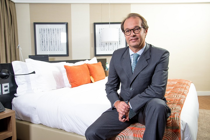 Atlantica Hotels - entrevista Eduardo Giestas