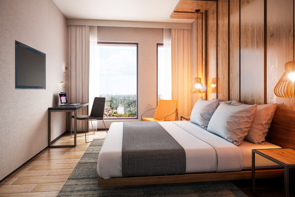 Atlantica Hotels - projeto Core Pinheiros