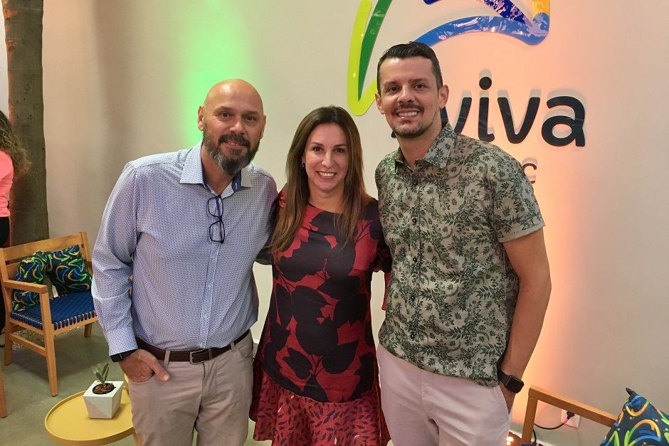 Aviva Vacation Club - Netto, Fabiana e Edson