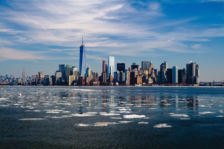 azul- nova york