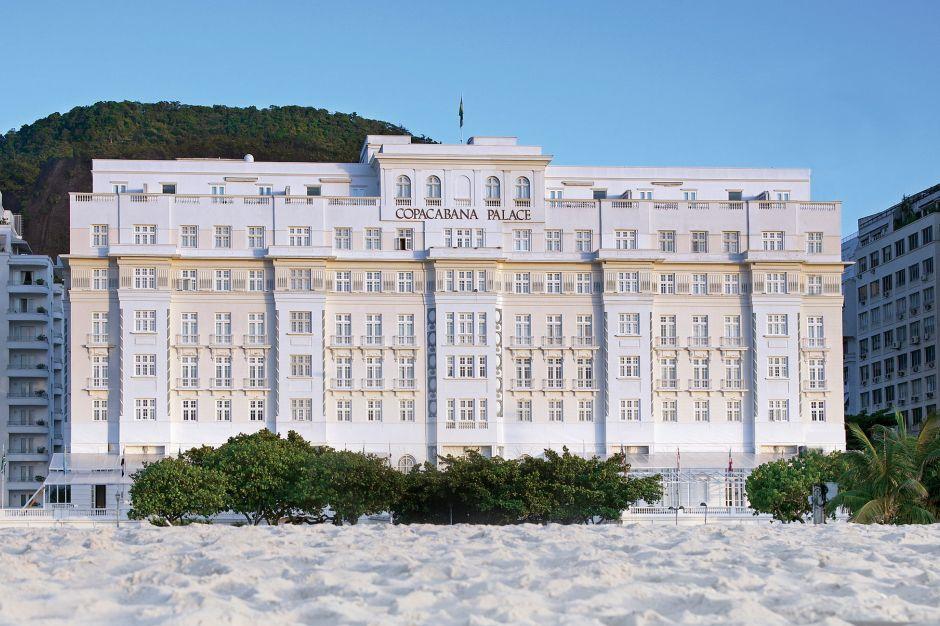 Belmond Copacabana Palace - capa