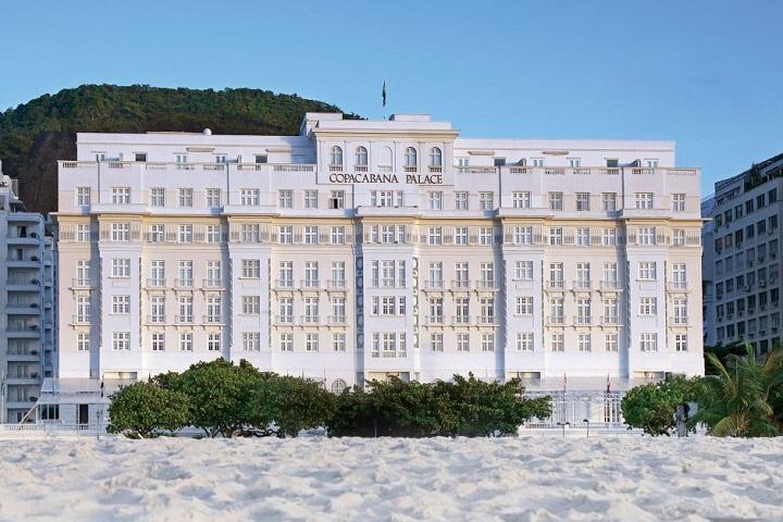 belmond copacabana palace- jantar