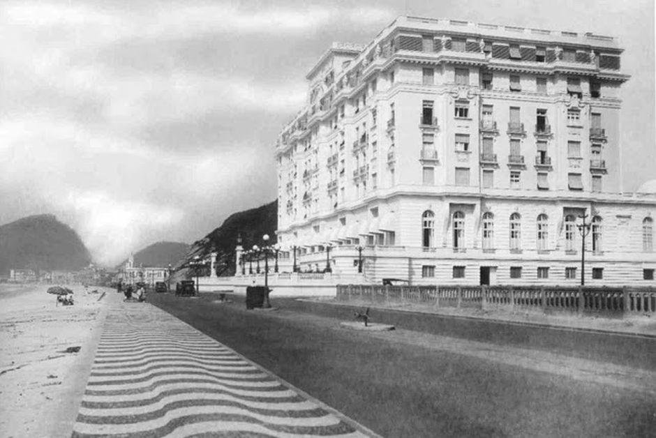 Belmond Copacabana Palace - fachada