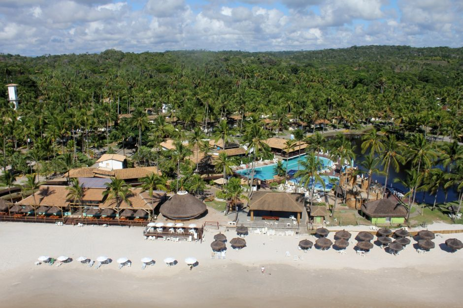 Cana Brava All Inclusive Resort- praia limpa
