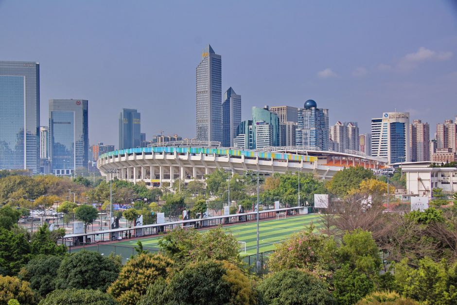 lodging econometrics pipeline guangzhou