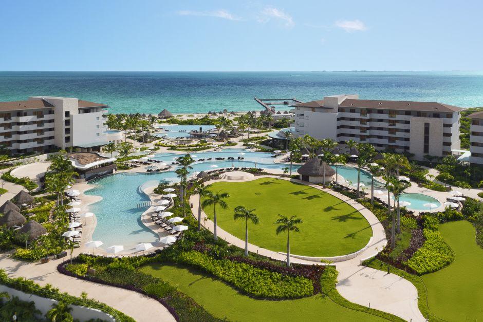 Choice Hotels - Dream Resort Playa Mujeres_capa