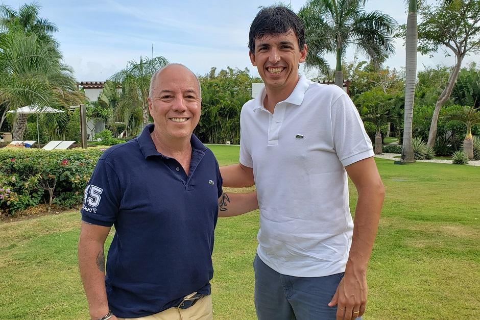 club med brasil marco oliva thiago varalli