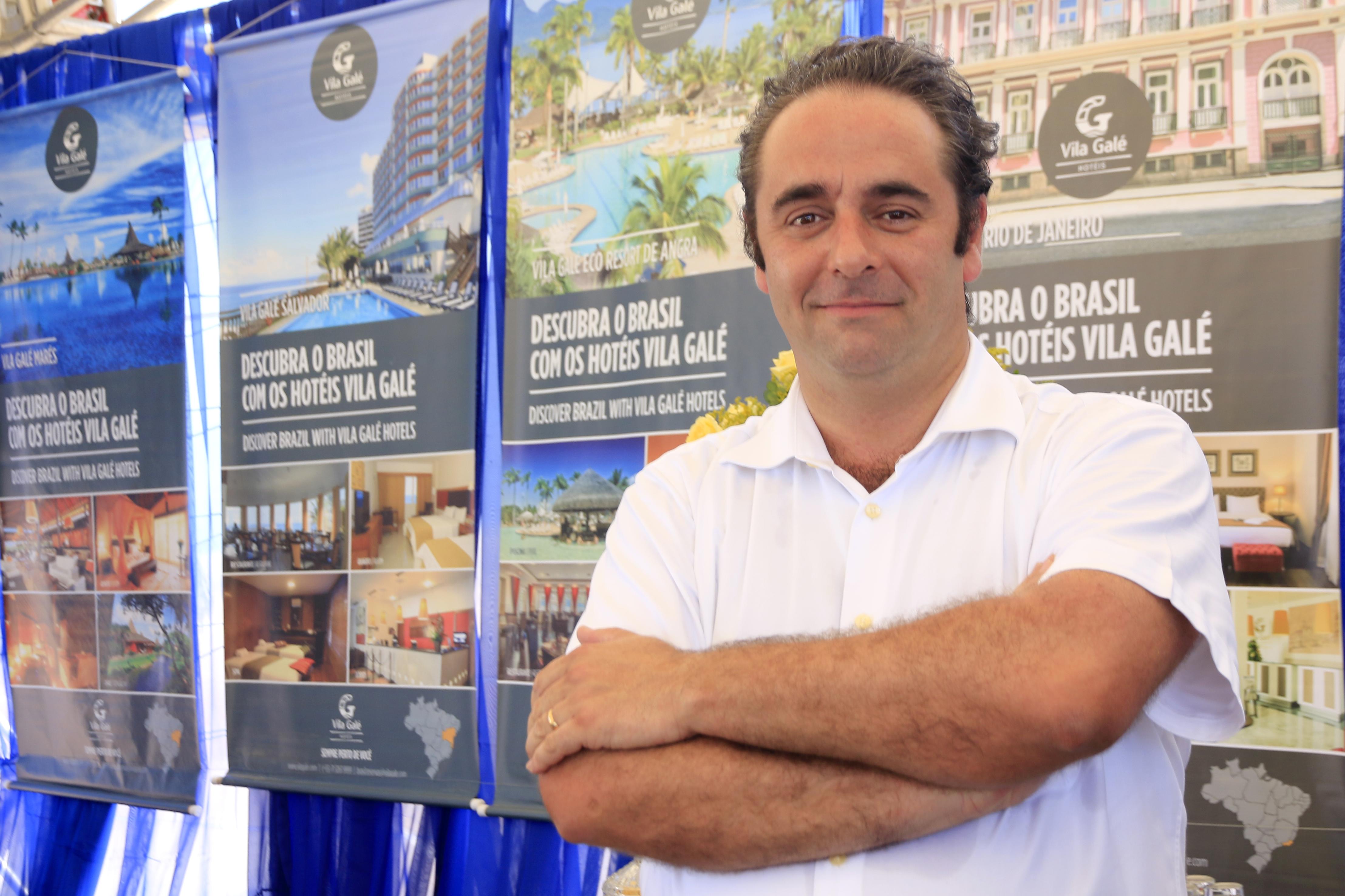 Confiante no Brasil, Vila Galé tem dois novos projetos em andamento