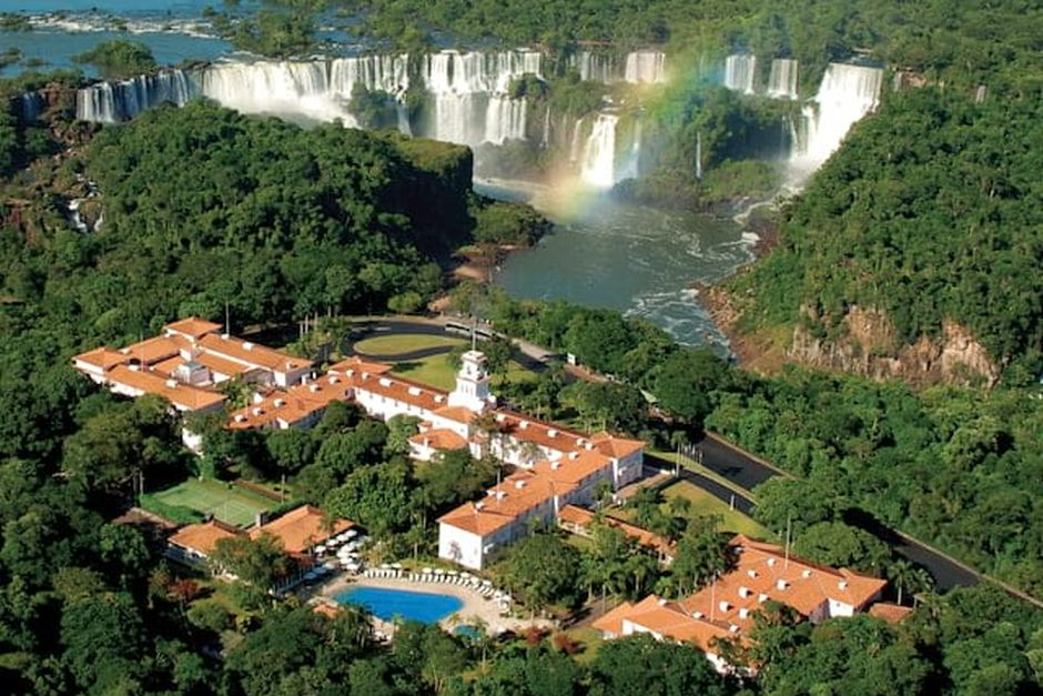 Forbes Travel Guide belmond das cataratas