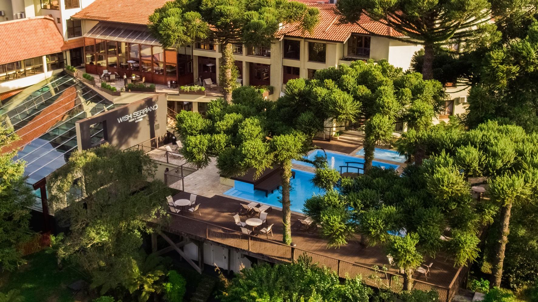GJP Hotels prepara revitalização no Wish Serrano (RS)