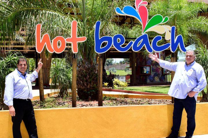 Hot Beach Olímpia - retomada