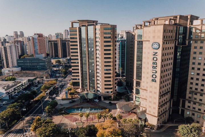 hotel bourbon ibirapuera - resultados 2019