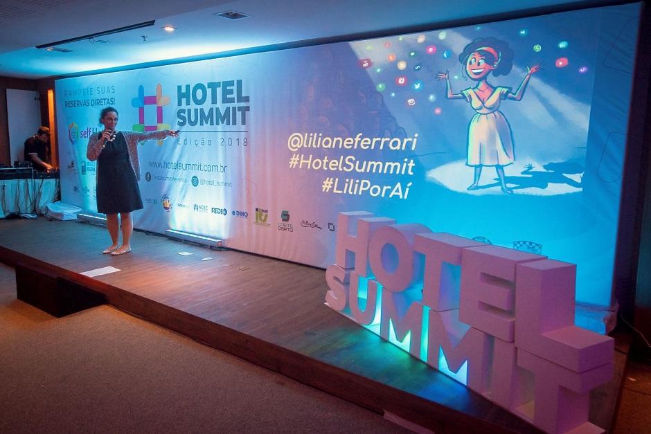 Hotel Summit- evento