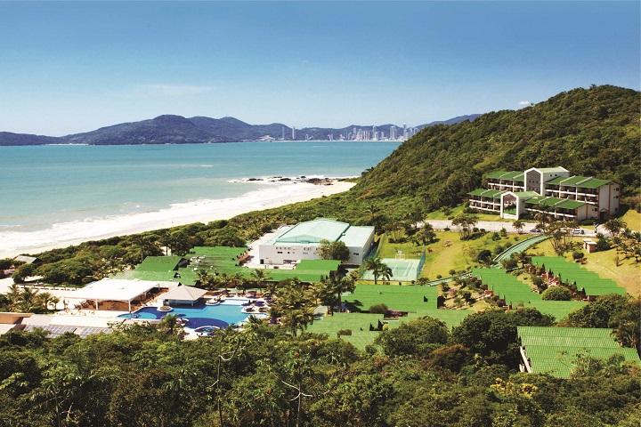 infinity blue resort & spa- ioga