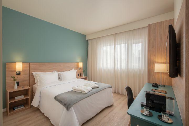 Intercity Hotéis - hotel batel_quarto