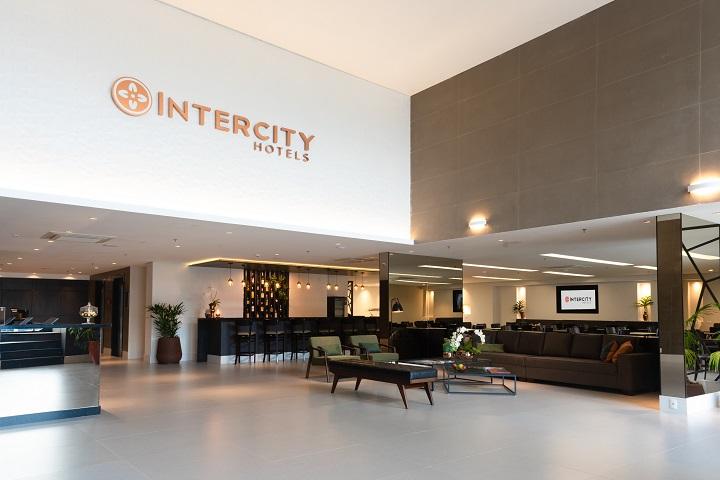 Intercity Hotéis - nova unidade Anhembi