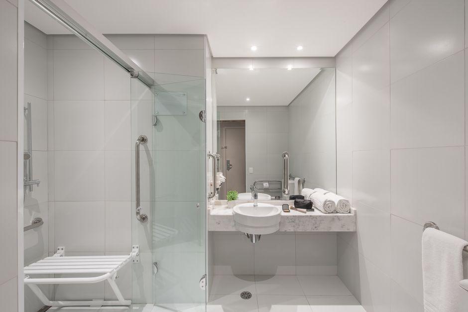 Intercity ibirapuera banheiro adaptado