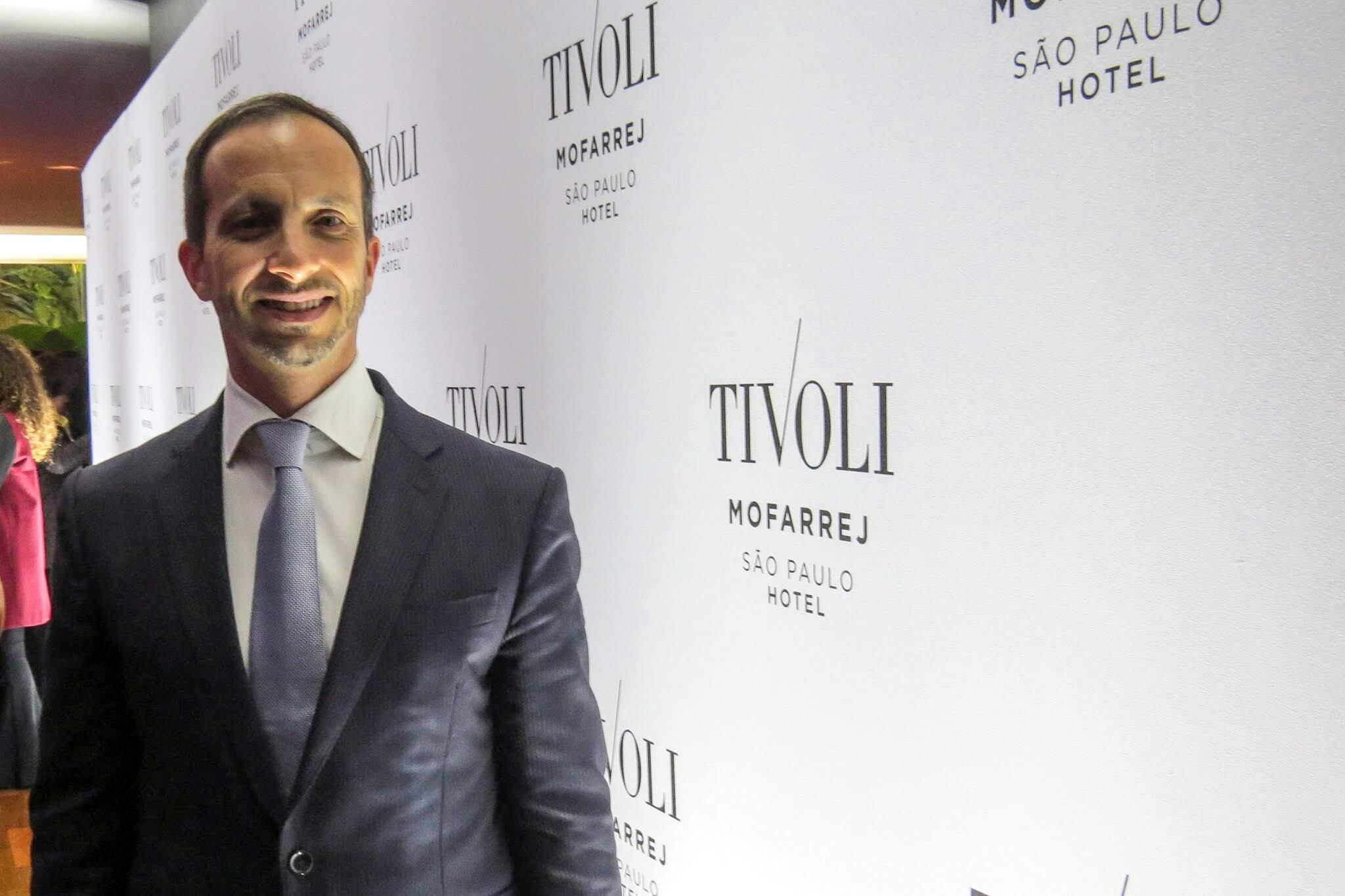 João Corte-Real no Celebre do Tivoli Mofarrej