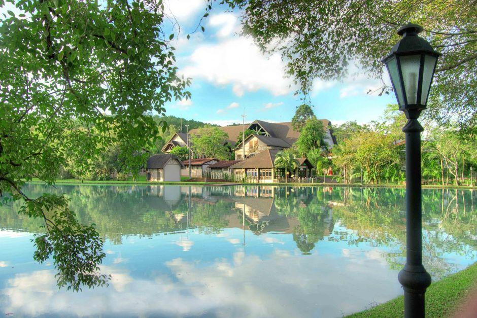 lagos de jurema termas resort