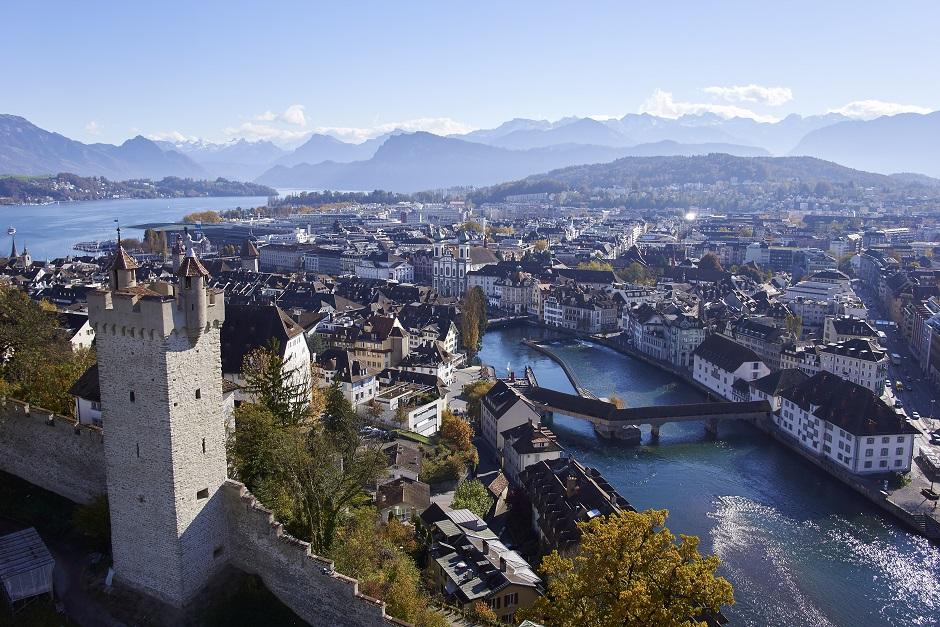 Lucerna- destinos