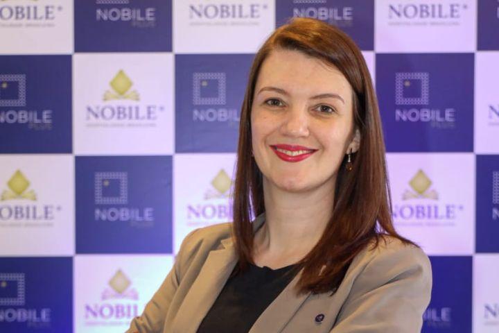 Luciana Lohl - gerente geral Wyndham Nortel