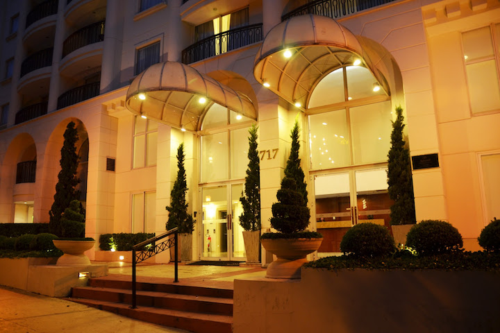 Marriott Executive Apartments - dados long stay