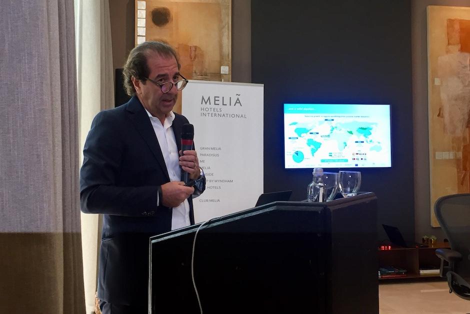 Meliá Hotels International - Alvaro Tejeda