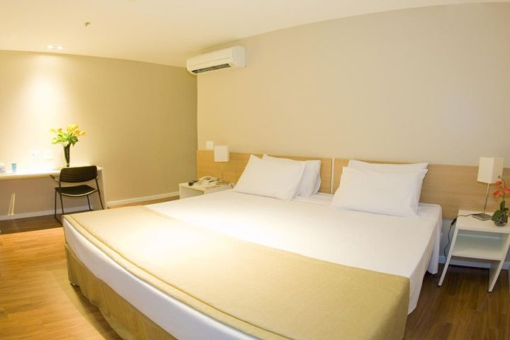 Nacional Inn Hotéis - hotel em POA_interna