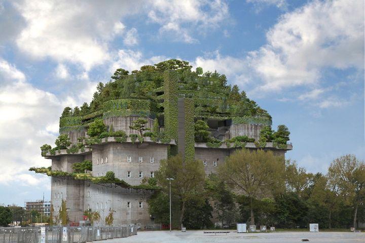 NH Hotels - projeto bunker