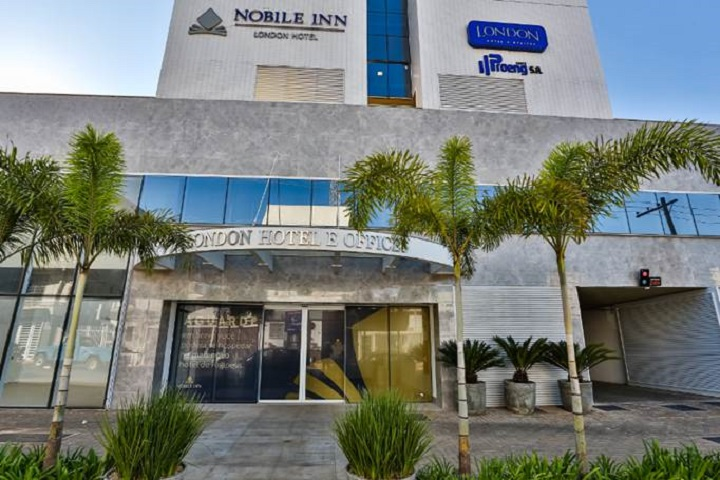 nobile hotéis- anapolis