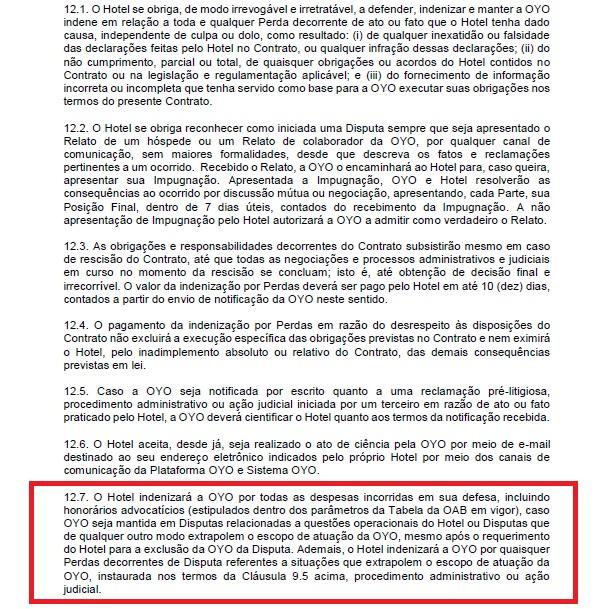 Oyo - contrato 2_cláusula 12