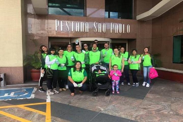 Pestana Hotel Group- dia do voluntário