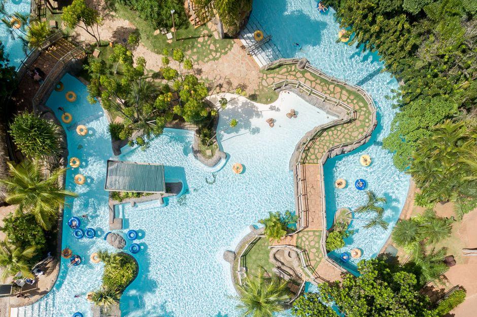 Rio Quente Resorts - plastic free