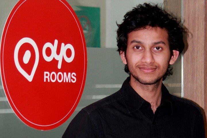 Ritesh Agarwal - OYO Rooms