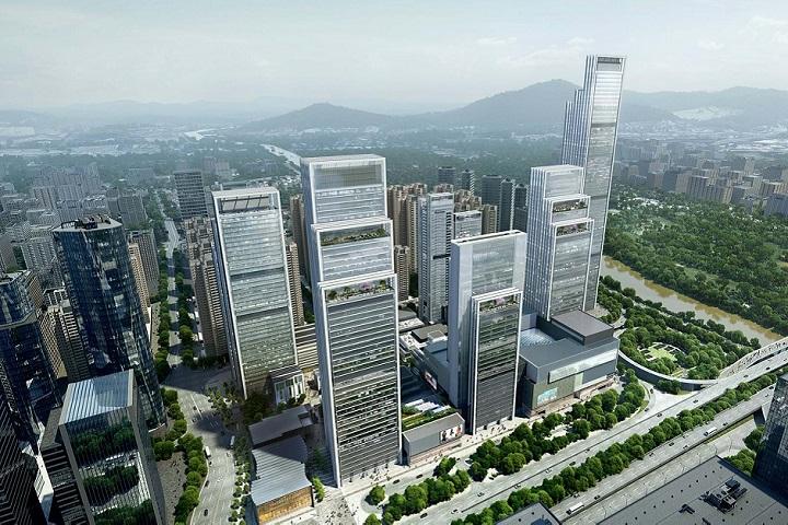 Rosewood Hotels & Resorts - projeto em Shenzhen