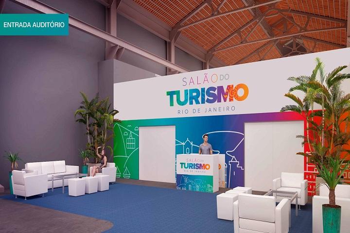 salão do turismo- capacitação