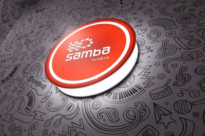 samba hoteis- negócios