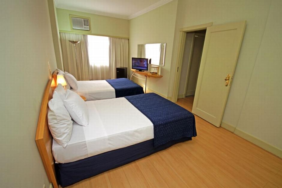 San Raphael hotel - quarto