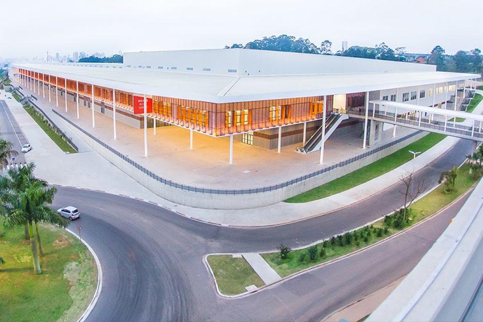São Paulo Expo - ranking ICCA 1