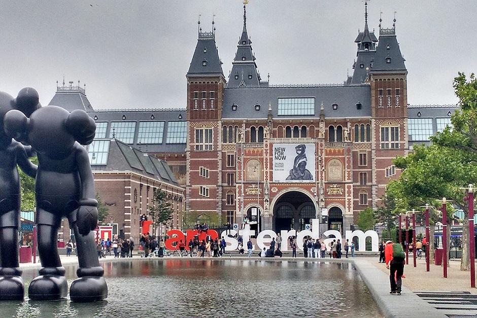 STR - Amsterdam em outubro