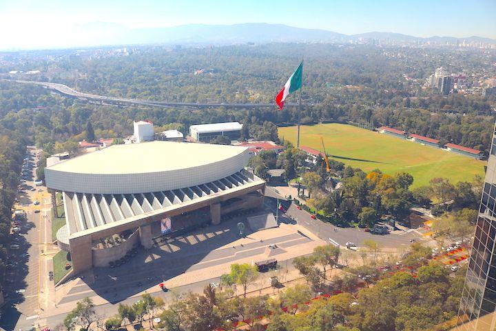 STR - balanço 2019 México_Auditório Nacional