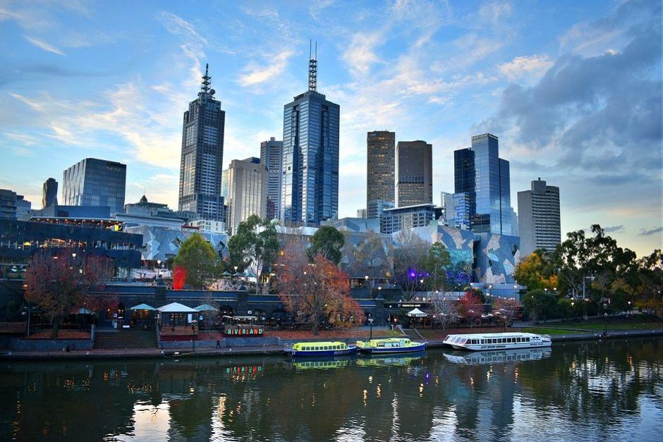 STR - Melbourne em fevereiro