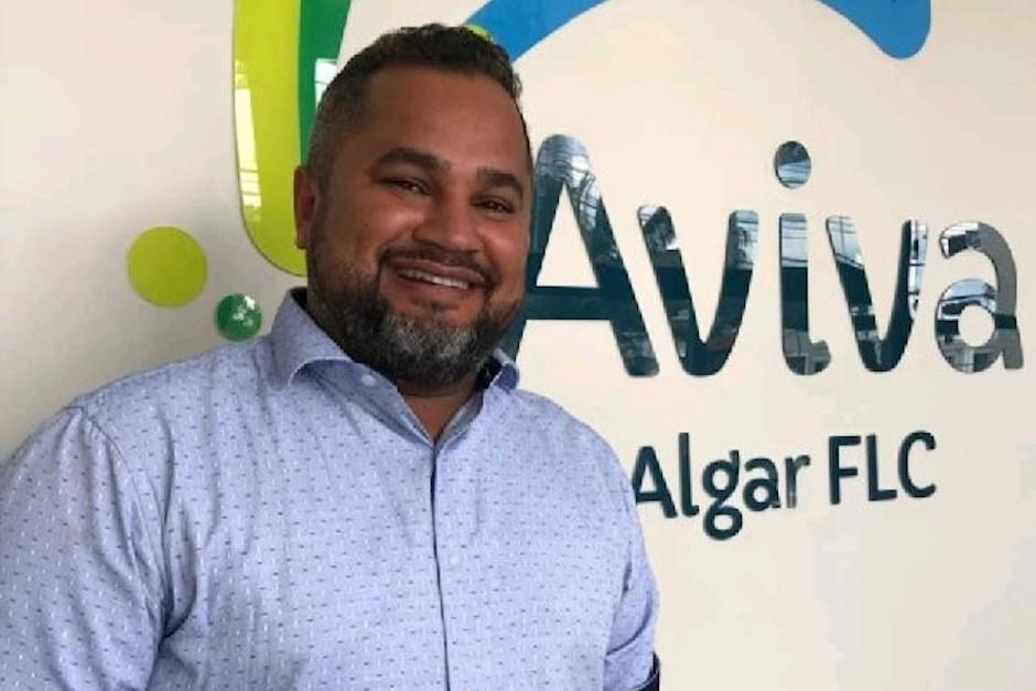 Suerlan Santos - novo contratado Aviva