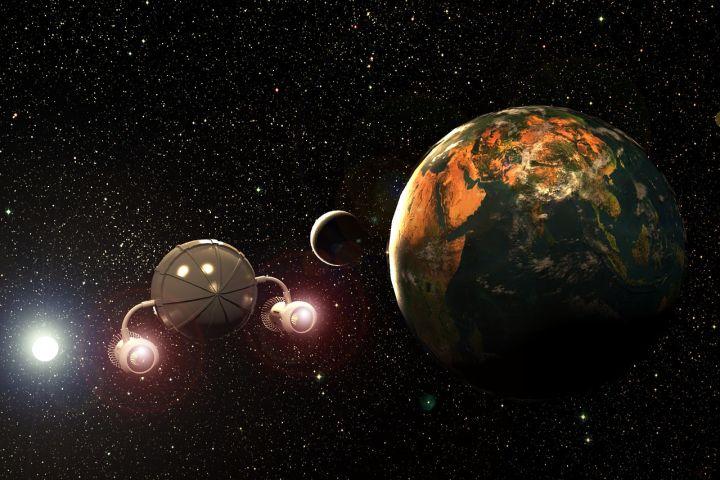Tendências 2040 - espaço