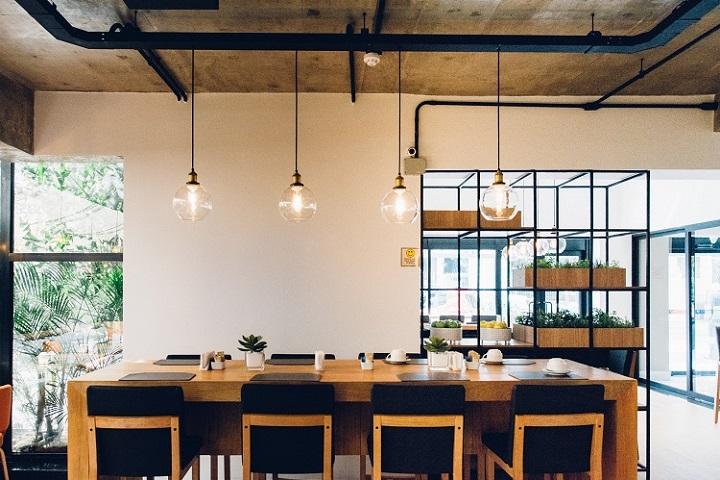 Transamerica Executive Jardins - restaurante