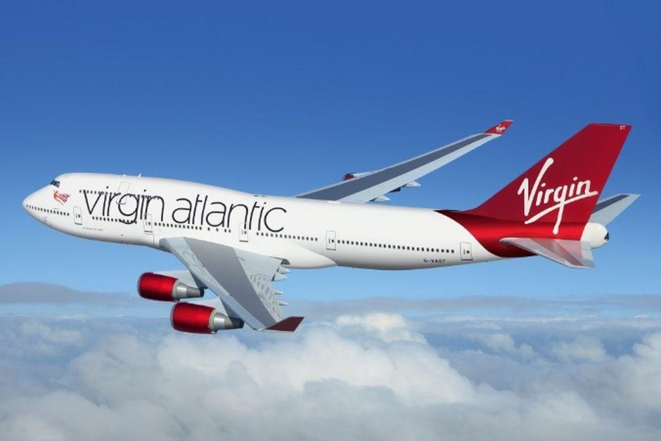Virgin Atlantic - Rota São Paulo-Londres