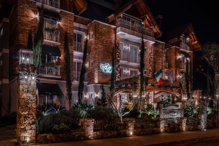 Hotell Valle Díncanto - inauguração_Gramado