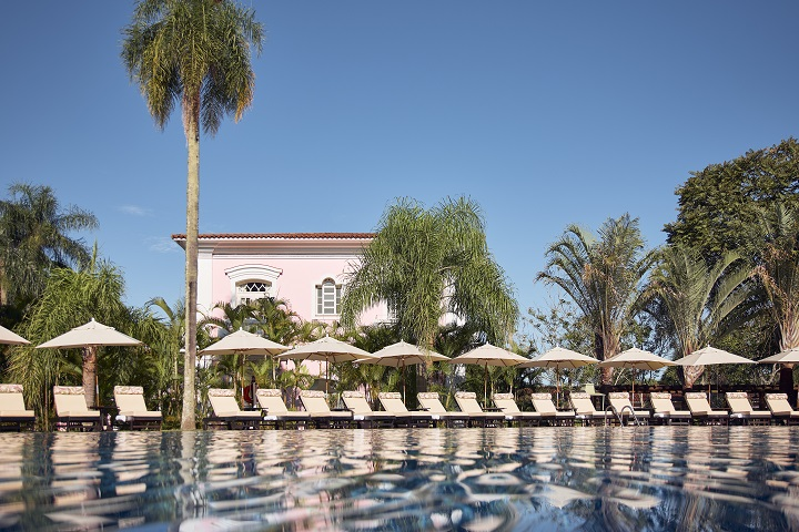 Belmond Hotel das Cataratas - reabertura - interna